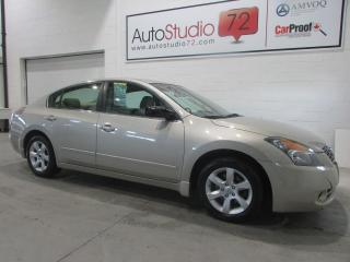 Used 2009 Nissan Altima 2.5 S AUTOMATIQUE**A/C**CRUISE for sale in Mirabel, QC