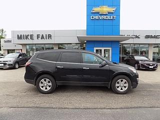 Used 2014 Chevrolet Traverse 2LT for sale in Smiths Falls, ON