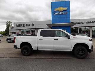 New 2020 Chevrolet Silverado 1500 LT Trail Boss for sale in Smiths Falls, ON