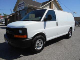 Used 2012 Chevrolet Express 2500HD CARGO 4.8L V8 Divider Certified 192,000Km for sale in Etobicoke, ON