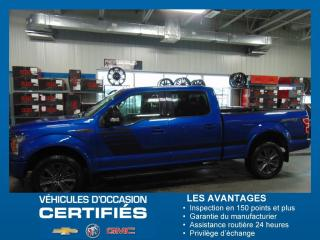 Used 2018 Ford F-150 XLT GROUPE SPORT for sale in Amos, QC