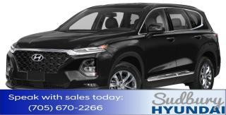 New 2020 Hyundai Santa Fe Essential 2.4  w/Safety Package for sale in Sudbury, ON