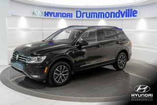 Used 2019 Volkswagen Tiguan COMFORTLINE 4MOTION + GARANTIE + MAGS + for sale in Drummondville, QC