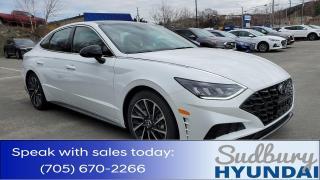 New 2020 Hyundai Sonata SPORT for sale in Sudbury, ON