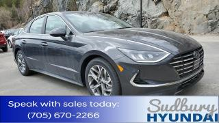 New 2020 Hyundai Sonata PREFERRED for sale in Sudbury, ON