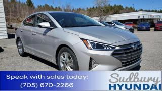 New 2020 Hyundai Elantra Preferred for sale in Sudbury, ON