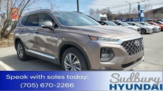 New 2020 Hyundai Santa Fe Preferred 2.4 w/Sun & Leather Package for sale in Sudbury, ON