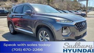 New 2020 Hyundai Santa Fe Preferred 2.4 for sale in Sudbury, ON