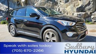 Used 2015 Hyundai Santa Fe XL Premium for sale in Sudbury, ON