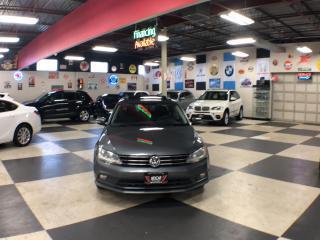 Used 2016 Volkswagen Jetta Sedan 1.4TSI TRENDLINE  AUT0 A/C BLUETOOTH CAMERA 29K for sale in North York, ON