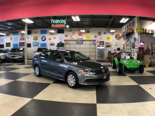 Used 2016 Volkswagen Jetta Sedan 1.4TSI TRENDLINE  AUT0 A/C BLUETOOTH CAMERA 29K for sale in North York, ON