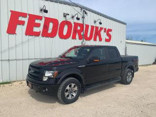 Used 2014 Ford F-150 FX4 for sale in Headingley, MB
