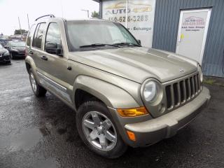 Used 2007 Jeep Liberty ***SPORT,4X4,AUTOMATIQUE,MAGS*** for sale in Longueuil, QC