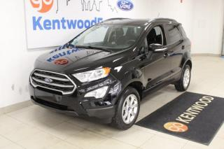 Used 2018 Ford EcoSport 3 MONTH DEFERRAL! *oac | AWD | 5 Passenger | Great on Fuel! NAV for sale in Edmonton, AB