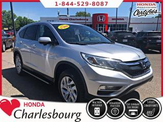 Used 2016 Honda CR-V EX AWD **TOIT OUVRANT** for sale in Charlesbourg, QC
