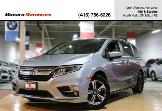 Used 2018 Honda Odyssey EX-L - 8PASS|DVD|BACKUPCAM|LEATHER|LANEWATCH for sale in North York, ON
