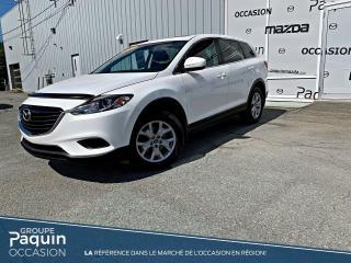 Used 2015 Mazda CX-9 GS IDÉAL POUR LA FAMILLE! for sale in Rouyn-Noranda, QC