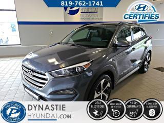 Used 2017 Hyundai Tucson Luxury for sale in Rouyn-Noranda, QC