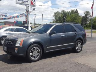 Used 2009 Cadillac SRX V6 for sale in Welland, ON