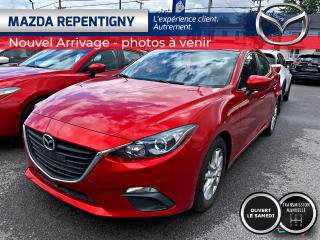 Used 2016 Mazda MAZDA3 BERLINE 6 VITS CRUISE BLUETOOTH 48.56$/S for sale in Repentigny, QC
