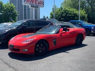 Used 2013 Chevrolet Corvette 1LT Convertible for sale in Cambridge, ON
