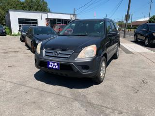 Used 2005 Honda CR-V EX for sale in Scarborough, ON