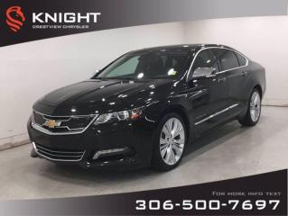 Used 2015 Chevrolet Impala LTZ | Leather | Sunroof | Navigation | for sale in Regina, SK