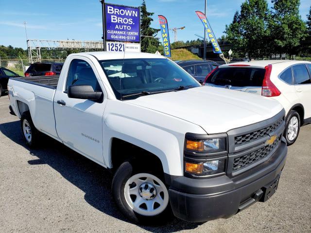 2015 Chevrolet Silverado 1500 Work Truck, LOCAL, 1 OWNER