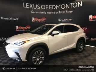 New 2020 Lexus NX 300 Luxury Package for sale in Edmonton, AB