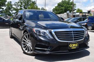 Used 2017 Mercedes-Benz S-Class S 550 for sale in Oakville, ON