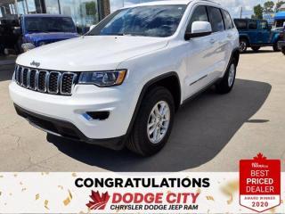 Used 2020 Jeep Grand Cherokee Laredo for sale in Saskatoon, SK