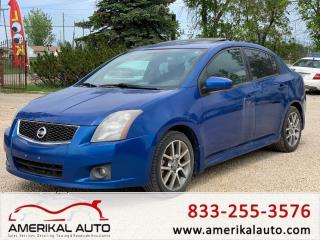 Used 2008 Nissan Sentra SE-R SPEC V for sale in Winnipeg, MB