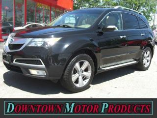 Used 2013 Acura MDX TECH SH AWD for sale in London, ON