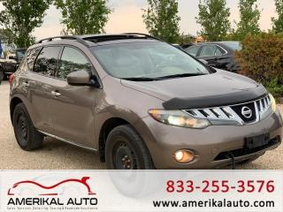 Used 2009 Nissan Murano SL for sale in Winnipeg, MB
