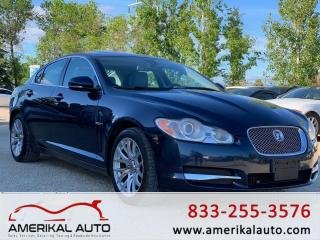 Used 2010 Jaguar XF Luxury for sale in Winnipeg, MB