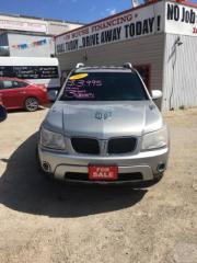 Used 2007 Pontiac Torrent for sale in Winnipeg, MB