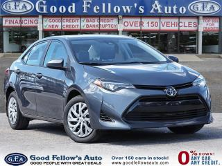 Used 2018 Toyota Corolla LE MODEL, DRIVER LANE DEPARTURE ASSIST, ALLOY for sale in Toronto, ON