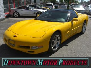 Used 2001 Chevrolet Corvette for sale in London, ON