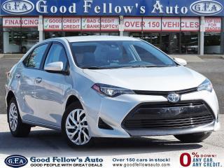Used 2018 Toyota Corolla Zero Down Car Financing ..! for sale in Toronto, ON