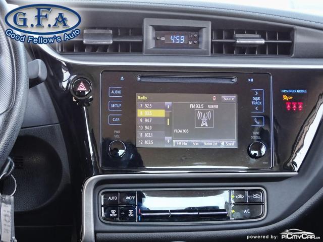 2018 Toyota Corolla LE MODEL, DRIVER LANE DEPARTURE ASSIST, ALLOY