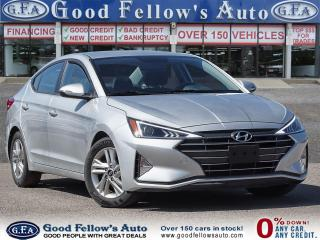 Used 2019 Hyundai Elantra PREFERRD MODEL, REARVIEW CAMERA, HEATED SEATS for sale in Toronto, ON