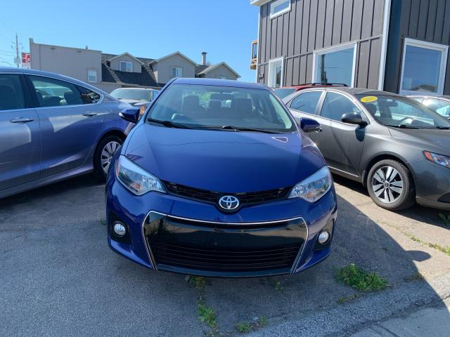 2014 Toyota Corolla **S**REARVIEW CAMERA**6 SPEED TRANS**LOW KMS**