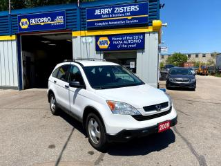Used 2009 Honda CR-V LX for sale in Kitchener, ON