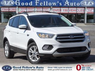 Used 2017 Ford Escape SE MODEL, HEATED SEATS, REARVIEW CAMERA, 2.0L ECO for sale in Toronto, ON
