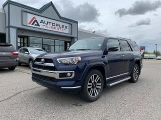 Used 2015 Toyota 4Runner Limited for sale in Calgary, AB