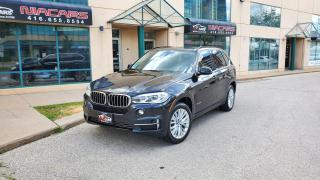 Used 2015 BMW X5 xDrive35d**NAVI**NO ACCIDENT**PANO ROOF** for sale in North York, ON