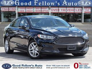 Used 2016 Ford Fusion SE, REARVIEW CAMERA, POWER SEATS, KEYLESS ENTRY for sale in Toronto, ON