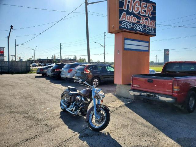 2004 Harley-Davidson Softail NASTY BOY**CUSTOM PAINT**84 CI**MANY UPGRADES