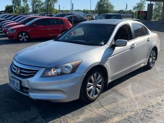 Used 2012 Honda Accord EX-L LEATHER SUNROOF for sale in North York, ON