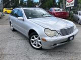 Photo of Silver 2002 Mercedes-Benz C-Class